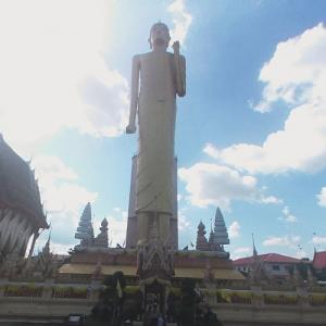 The Great Buddha of Roi Et (StreetView)