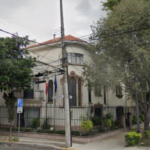 Embassy of the Philippines, Mexico City (StreetView)