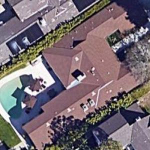 Kamala Harris' House (Google Maps)