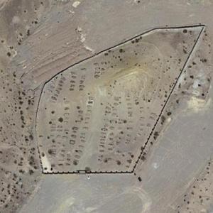 Calico Cemetery (Google Maps)
