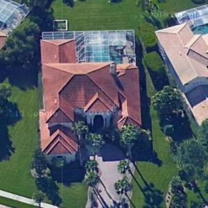 Davin Joseph's house (Google Maps)