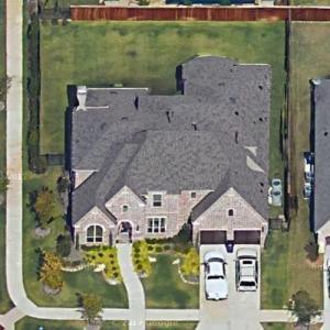 Scott Tolzien's house (Google Maps)