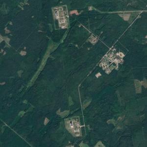 Hantsavichy Radar Station (Google Maps)