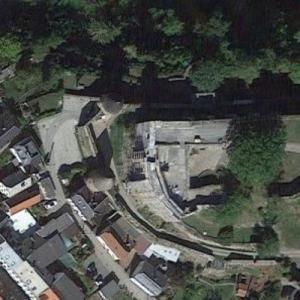 Burgruine Elsterberg (Google Maps)