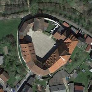 Burg Dagestein (Google Maps)