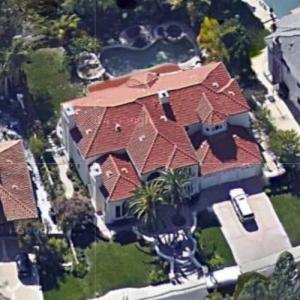 Dashon Goldson's house (Google Maps)