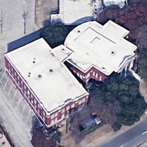 Oak Cliff Methodist Church (Google Maps)