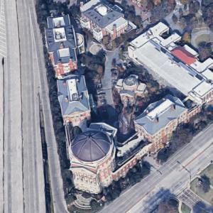 Old Parkland Hospital (Google Maps)