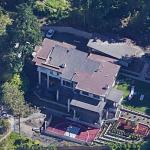 Marcus Trufant's house