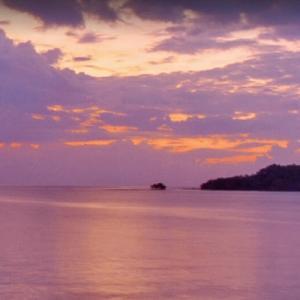 Jamaican sunset (StreetView)