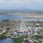 Sun Wheel (tallest Ferris wheel in Vietnam)