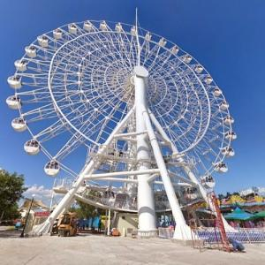 Pampanga Eye (tallest Ferris wheel in the Philippines) (StreetView)
