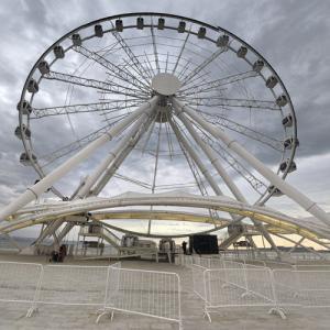 Baku Ferris Wheel (tallest Ferris wheel in Azerbaijan) (StreetView)