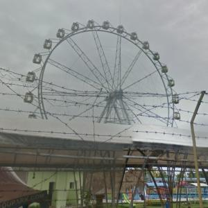 Cakra Manggilingan Ferris Wheel (StreetView)