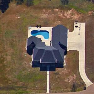 Barkevious Mingo's house (Google Maps)