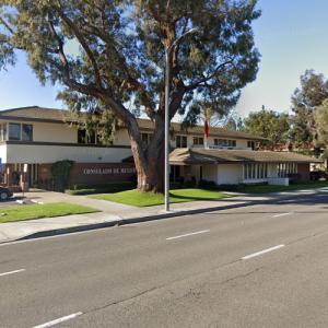 Consulate of Mexico, Santa Ana (StreetView)