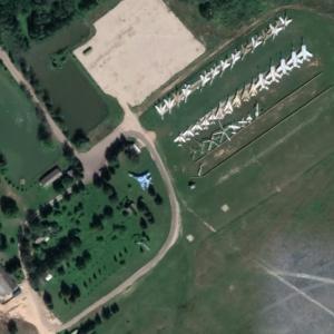 Medyn aviation museum (Google Maps)