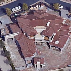 Brock Osweiler's house (Google Maps)