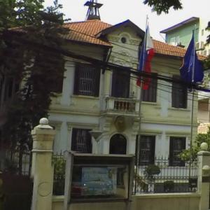 Embassy of the Philippines, Hanoi (StreetView)