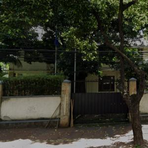Embassy of Bulgaria, Jakarta (StreetView)