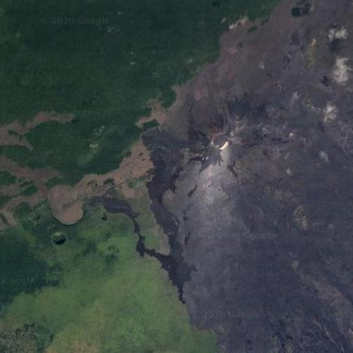 Kilauea (Google Maps)