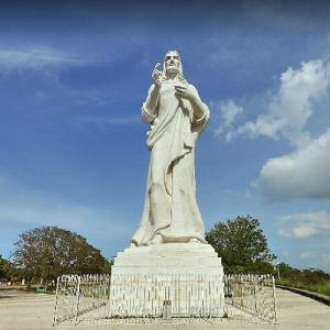 Christ of Havana (StreetView)