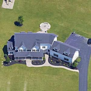 Cole Beasley's house (Google Maps)