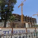 Mahall Bomonti İzmir under construction