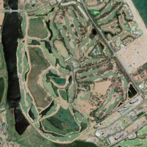 Da Nang Golf Club (Google Maps)