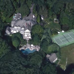 Carter Bays' House (Google Maps)