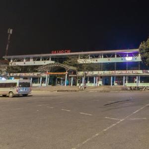 Lào Cai station (StreetView)