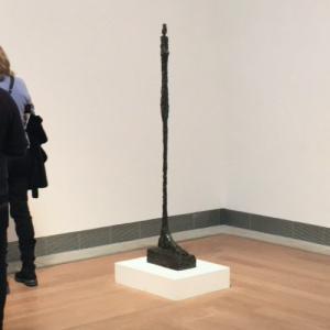 'Grande Figure' by Alberto Giacometti (StreetView)