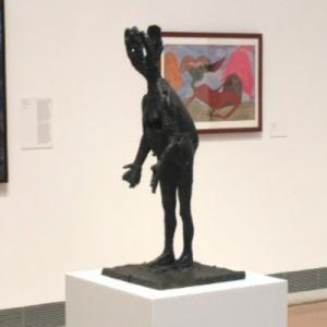 'L'Hydre' by Germaine Richier (StreetView)