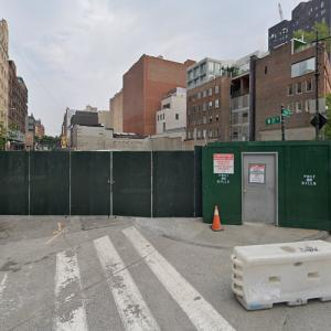 '540 West 21st Street' by Adamson Associates under construction (StreetView)
