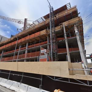 'Union House' by Handel Architects under construction (StreetView)