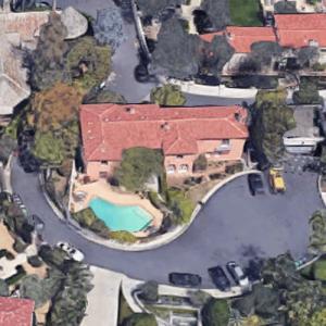 Ashley Benson's House (Current) (Google Maps)