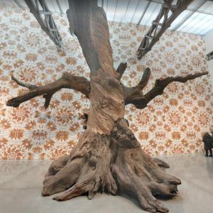'Tree' by Ai Weiwei (StreetView)