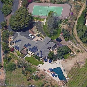 Zlatan Ibrahimović's house (Google Maps)