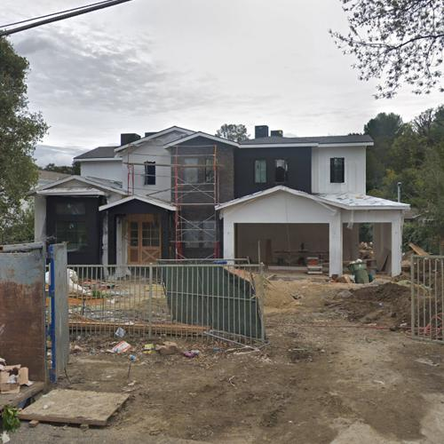James Charles House In Los Angeles Ca Google Maps