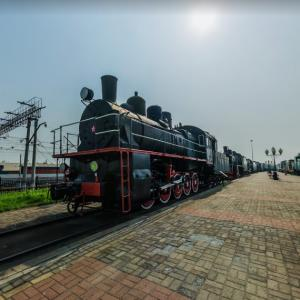 Museum of History of The Southern Ural Railroad (StreetView)