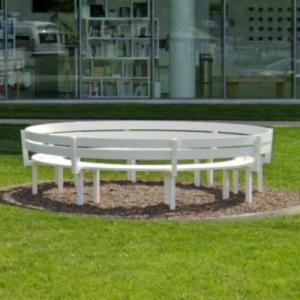 'Modified Social Bench' by Jeppe Hein (StreetView)
