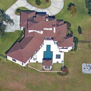 Donovan Smith's house (Google Maps)