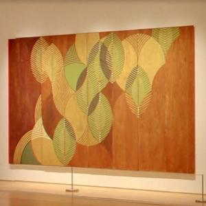 'Room Screen' by Frank Lloyd Wright (StreetView)