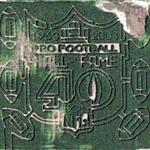 Pro Football maze