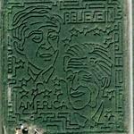 Bush/Kerry maze (Google Maps)