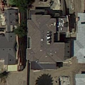 Demi Lovato's House (Google Maps)