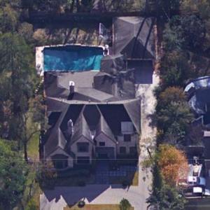 Case Keenum's house (Google Maps)