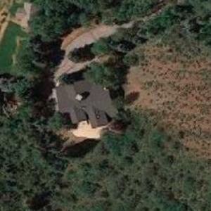 Jon Avnet's House (Google Maps)