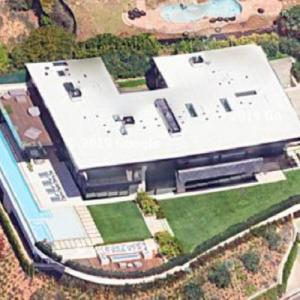 Richard S. Hollander's House (Google Maps)