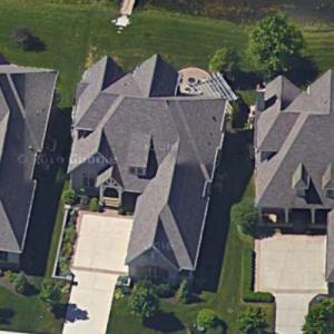 Mark Glowinski's house (Google Maps)